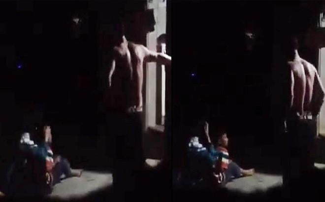 Nguyên nhân người bố có hành vi bạo hành con trong clip được đăng tải trên mạng xã hội2