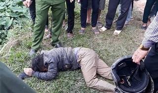 Hà Nội: Hai đối tượng trộm chó bị người dân đánh, gục dưới mương nước