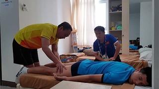 Chuyên gia: 'Chấn thương của Đình Trọng không nặng đến mức phẫu thuật'