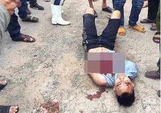 Đối tượng đâm tử vong trung tá công an ở Bình Thuận đã chết