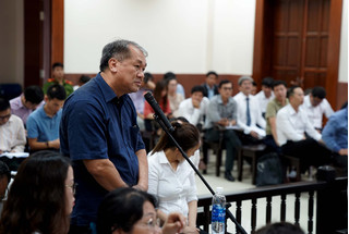 TAND cấp cao tại TP.HCM tuyên y án sơ thẩm đối với Phạm Công Danh