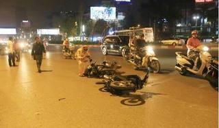 Danh tính tài xế gây tai nạn liên hoàn ở Hà Nội khiến 2 bà bầu nhập viện