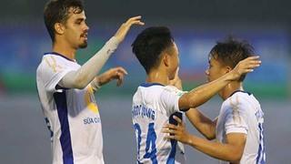 Hàng công tỏa sáng, CLB HAGL khuất phục Sài Gòn FC