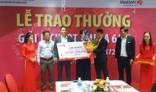 Một phụ nữ ở Đà Nẵng trúng giải Vietlott 13,3 tỷ đồng