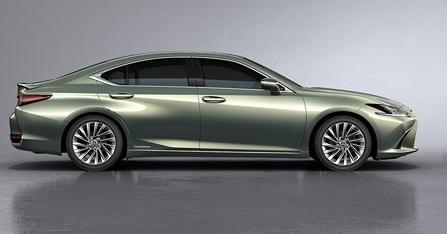 Lexus chốt giá bán mẫu xe hoàn toàn mới tại Việt Nam2