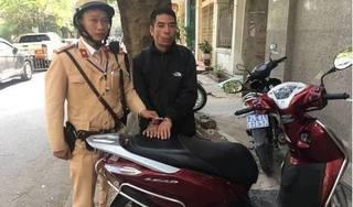 Mất xe ở Nam Định tìm thấy tại Hà Nội nhờ thiết bị định vị