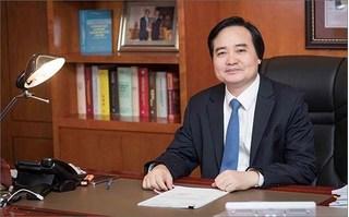 Bộ trưởng Phùng Xuân Nhạ giữ chức Chủ tịch HĐCD Giáo sư Nhà nước