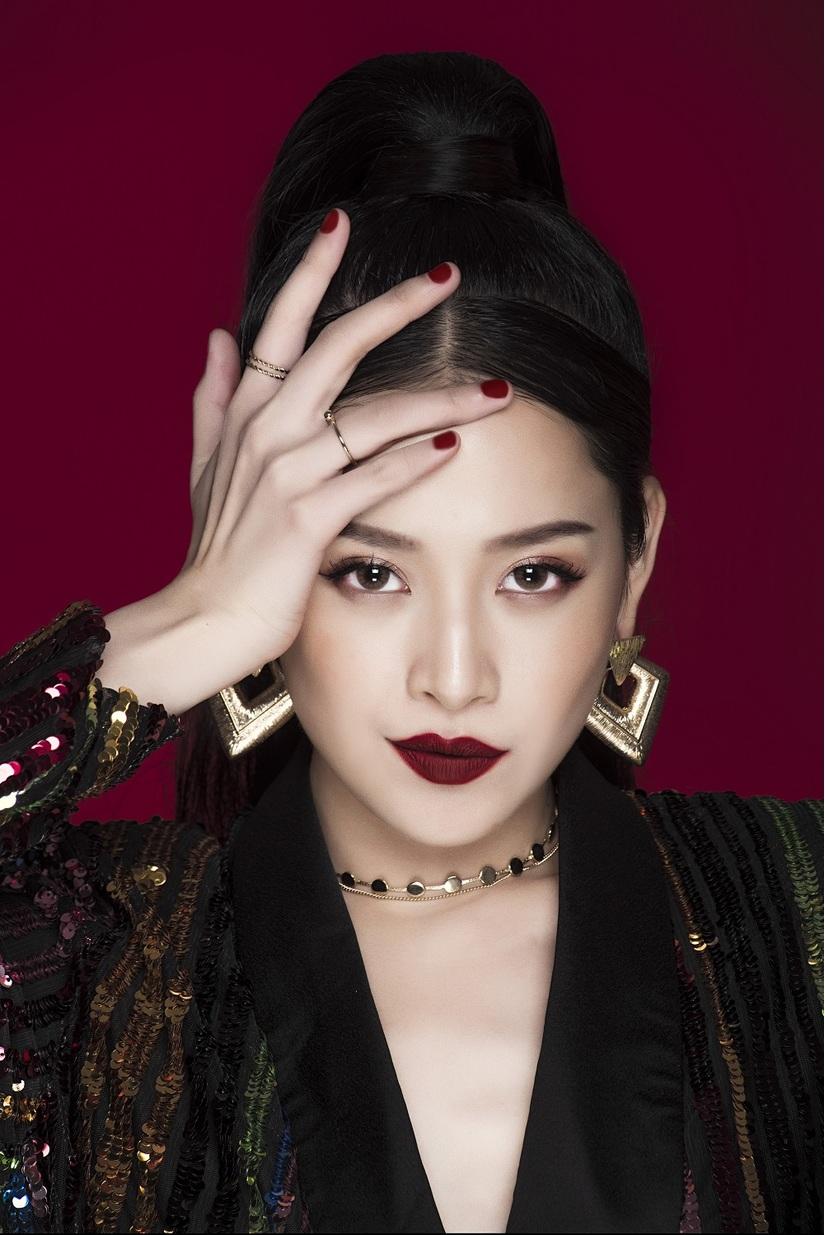 Chi Pu sẽ tham gia trình diễn trong đêm chung kết The Face 2018
