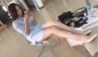 Ngắm đôi chân tỉ lệ vàng 'vạn người mê' của hoa hậu Mai Phương Thúy