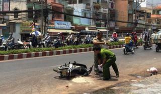 Cô gái hoãn đám cưới vì bị tạt axít hỏng mắt trên phố Sài Gòn