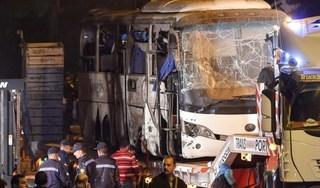 Du khách Việt bị đánh bom khủng bố ở Ai Cập thuộc đoàn Saigontourist