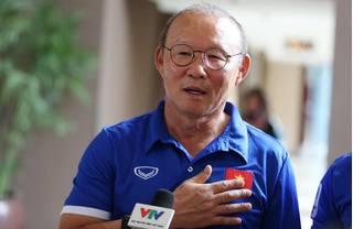 VFF có quyết định thoả thuận mới với HLV Park Hang Seo