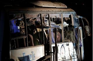 Sau vụ đánh bom xe du khách Việt, Ai cập tiêu diệt 40 tên khủng bố
