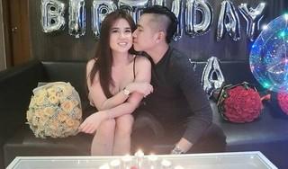 Chị gái Ngọc Trinh được chồng trẻ tặng hẳn lô đất trong sinh nhật