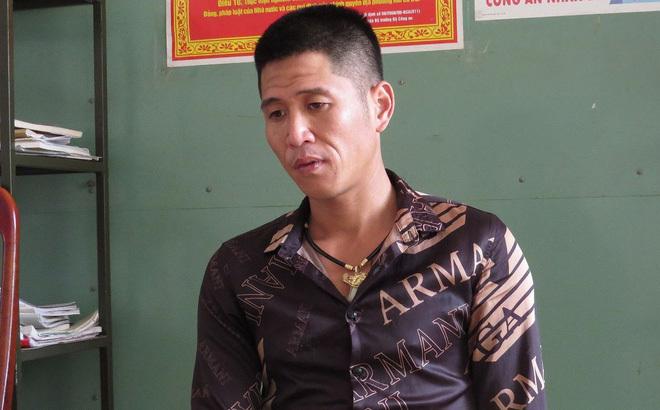 Thanh niên Nam Định mang súng đến nhà bạn gái để 'dằn mặt'
