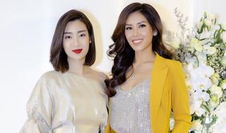 Nguyễn Thị Loan đọ sắc cùng Đỗ Mỹ Linh trong cái rét tê tái ở Hà Nội
