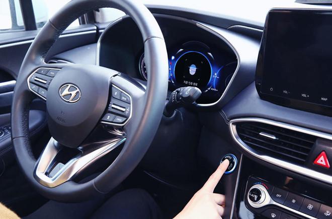 Hé lộ mẫu xe ô tô đầu tiên có cảm biến vân tay