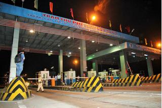 Bắt 5 người để điều tra về hành vi trốn thuế tại cao tốc TP HCM - Trung Lương
