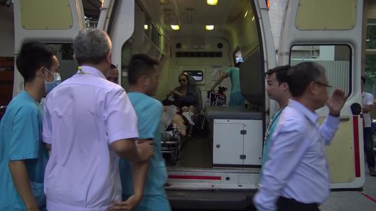 9 du khách Việt từ Ai Cập đã về Việt Nam, 2 mẹ con vẫn còn hoảng loạn