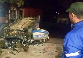 Xác định nguyên nhân taxi 'điên' gây tai nạn ở Lâm Đồng, 3 người chết