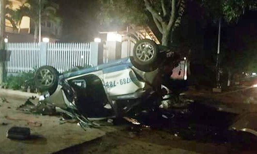 Nguyên nhân taxi 'điên' gây tai nạn ở Lâm Đồng, 3 người chết