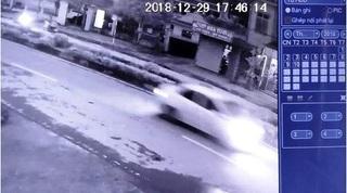 Tài xế ô tô con tông chết cụ bà ở Nghệ An đã ra trình diện