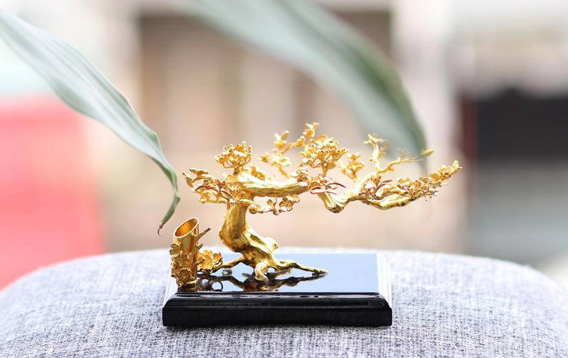 Hé lộ 5 món quà tặng mạ vàng được săn lùng nhiều nhất Tết Kỷ Hợi 2019 1
