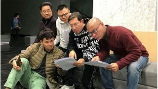 Xuân Bắc tiết lộ ảnh buổi tập Táo quân 2019 đầu tiên, thiếu vắng Chí Trung