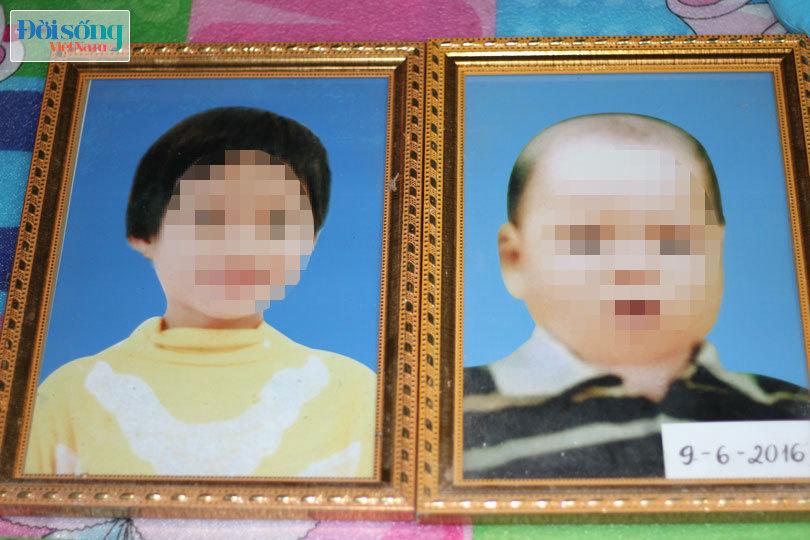 Hai bức di ảnh cất kín và nỗi đau 4 lần mất con của đôi vợ chồng nghèo5
