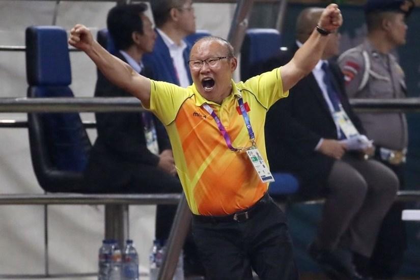 HLV Park Hang-seo có thể tham gia Running Man bản Việt sau Asian Cup