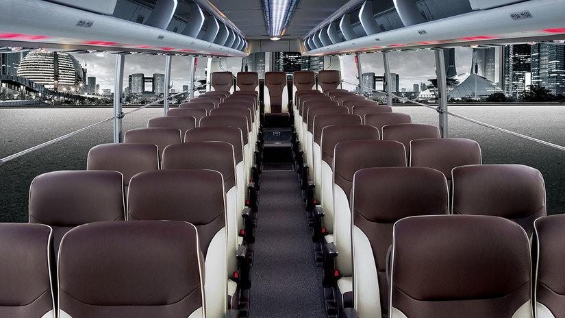 Chiếc xe khách sang chảnh, nhiều chỗ ngồi nhất Việt Nam giá bao nhiêu3