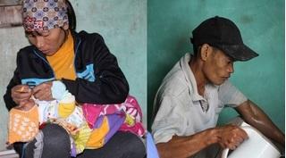 Bức di ảnh cất kín và nỗi đau 4 lần mất con của đôi vợ chồng nghèo