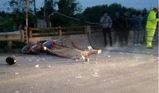 Hải Dương: Tài xế container tông chết người rồi bỏ trốn bị người dân truy đuổi