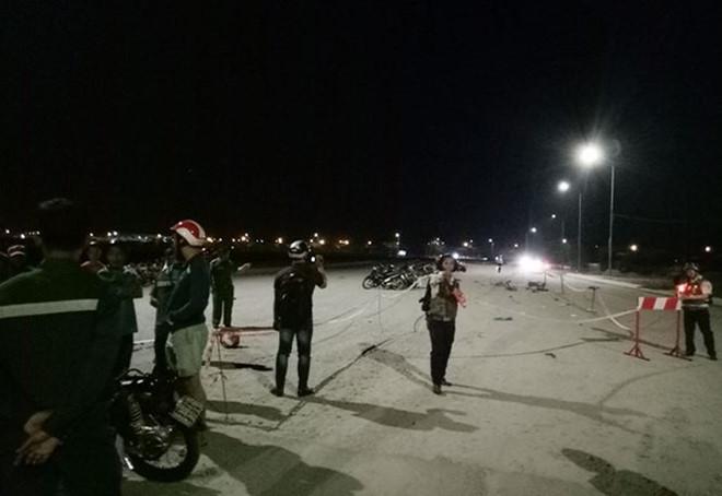Bình Dương: Tài xế Trung Quốc bỏ chạy sau vụ đâm xe chết người