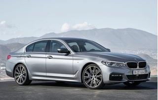 Thông số kỹ thuật và giá dự kiến của BMW 5-Series sắp bán tại Việt Nam