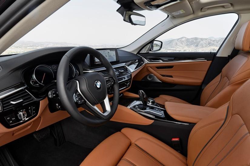 BMW 5-Series ra mắt tại Việt Nam lộ thông số kỹ thuật và giá dự kiến2