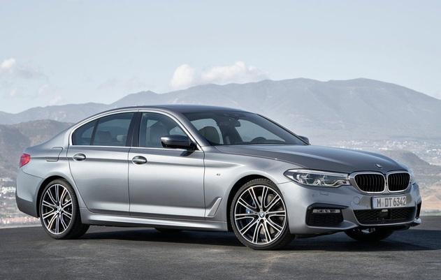 BMW 5-Series ra mắt tại Việt Nam lộ thông số kỹ thuật và giá dự kiến