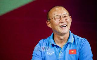 HLV Park Hang Seo tiết lộ bí mật bất ngờ khi còn đá bóng
