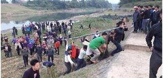 Thái Nguyên: Phát hiện thi thể nam thanh niên dưới sông Cầu