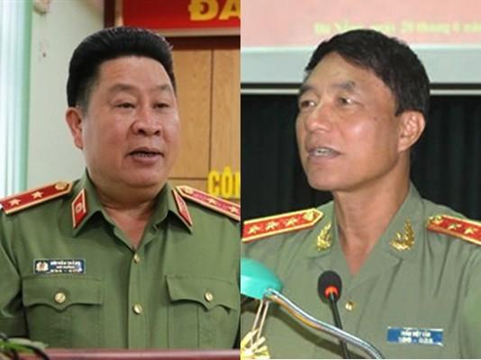 Truy tố 2 cựu tướng công an vì liên quan đến vụ Vũ Nhôm 2