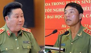 Truy tố 2 cựu tướng công an Trần Văn Thành và Bùi Việt Tân