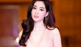 Hoa hậu Đặng Thu Thảo khoe vẻ đẹp không tì vết
