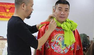 'Choáng' với bộ trang phục Cô đẩu Công Lý muốn mặc trong Táo Quân 2019
