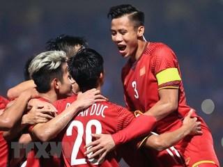FIFA chính thức công nhận kỷ lục ấn tượng của đội tuyển Việt Nam