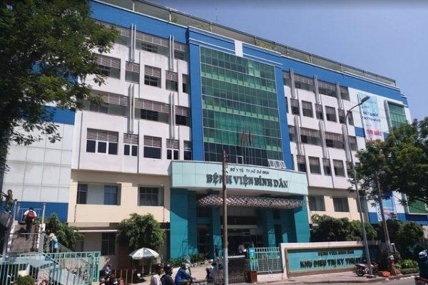 Bệnh viện Bình Dân có phòng khám riêng cho người đồng tính