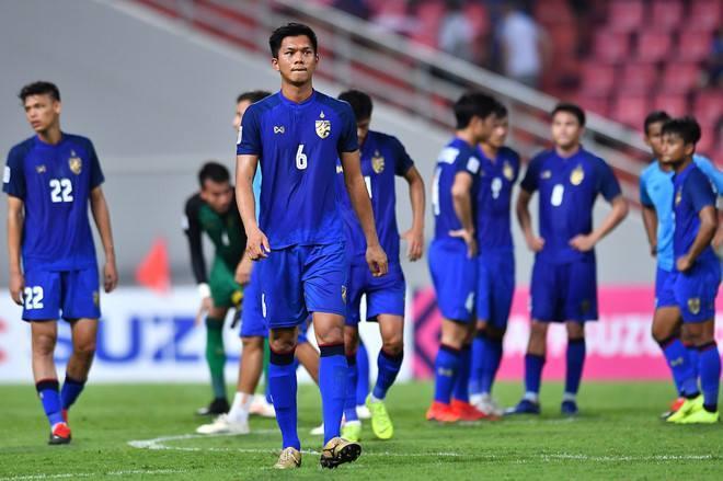 Thái Lan thảm bại trước Ấn Độ Mơ cao ngã nặng 2