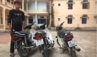 Bắt đối tượng liều lĩnh vào cả trụ sở UBND huyện trộm xe máy