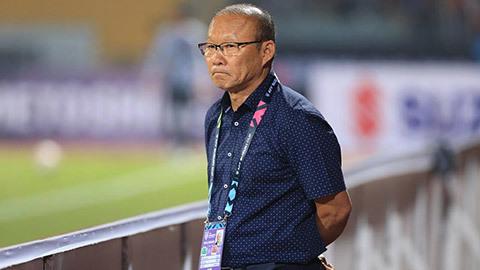 HLV Park Hang Seo nói gì trước trận quyết đấu với Iraq?