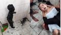 Cười té ghế với hình ảnh bé trai bị nhuộm đen toàn thân sau sự cố đi vệ sinh