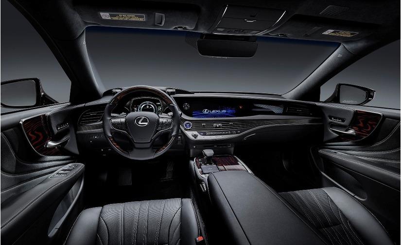 Lexus LS 2019 giá gần 9 tỷ đồng được trang bị công nghệ đặc biệt gì3